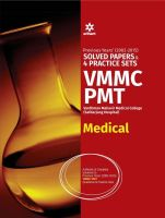 Previous Years' (2002-2015) Solved Papers & 4 Practice Sets VMMC PMT (Safdarjung Hospital) Medical (English) (Paperback): Book by  An editorial team of highly skilled professionals at Arihant, works hand in glove to ensure that the students receive the best and accurate content through our books. From inception till the book comes out from print, the whole team comprising of authors, editors, proofreaders and various other invo... View More An editorial team of highly skilled professionals at Arihant, works hand in glove to ensure that the students receive the best and accurate content through our books. From inception till the book comes out from print, the whole team comprising of authors, editors, proofreaders and various other involved in shaping the book put in their best efforts, knowledge and experience to produce the rigorous content the students receive. Keeping in mind the specific requirements of the students and various examinations, the carefully designed exam oriented and exam ready content comes out only after intensive research and analysis. The experts have adopted whole new style of presenting the content which is easily understandable, leaving behind the old traditional methods which once used to be the most effective. They have been developing the latest content & updates as per the needs and requirements of the students making our books a hallmark for quality and reliability for the past 15 years.