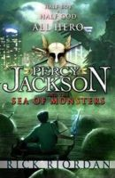Percy Jackson and the Sea of Monsters:Book by Author-Rick Riordan