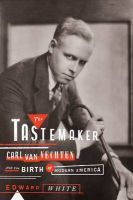 The Tastemaker: Book by Edward White