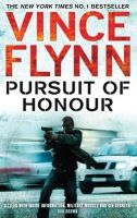 Pursuit Of Honour:Book by Author-Vince Flynn