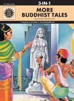 More Buddhist Tales (10023): Book by Anant Pai
