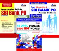SBI & Associates Bank PO Exam Simplified (Concepts+Exercises+Solved Papers+12 Practice Sets+essay/ article writing):Book by Author-Disha Experts