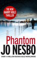 Phantom: A Harry Hole Thriller: Book by Jo Nesbo , Don Bartlett