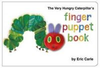 Very Hungry Caterpillar Finger Puppet Book:Book by Author-Eric Carle