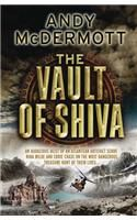The Vault Of Shiva:Book by Author-Andy Mcdermott