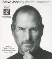 Steve Jobs: Book by Walter Isaacson,Richard Dreyfuss,Dylan Baker