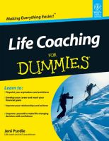 LIFE COACHING FOR DUMMIES, 2ND ED:Book by Author-JENI PURDIE