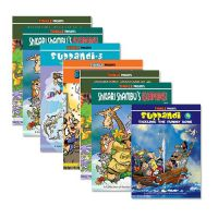 Adventures of Suppandi and Shambu Pack: Book by LUIS FERNANDES