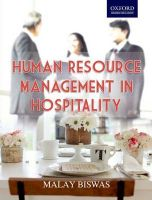 Human Resource Management in Hospitality: Book by Malay Biswas