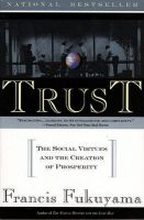 Trust: Book by Fukuyama Francis