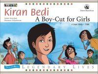 Boy-Cut for Girls PB (English): Book by Bedi K