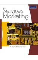 Services Marketing: Book by K. Rama Mohana Rao