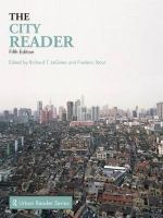 The City Reader: Book by Richard T. LeGates ,Frederic Stout