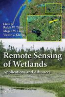 Remote Sensing of Wetlands: Applications and Advances (English): Book by Ralph W. Tiner
