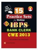 IBPS CWE Clerical Cadre 15 Practice Sets (Online Exam)
