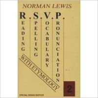 R.S.V.P Reading, Spelling, Vocabulary, Pronunciation 2: Book by Norman Lewis