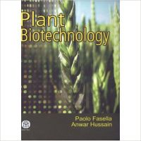 Plant Biotechnology (English): Book by Hussain F