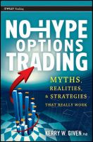 No-Hype Options Trading: Myths, Realities, and Strategies That Really Work: Book by Kerry Given