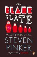 The Blank Slate: The Modern Denial of Human Nature: Book by Steven Pinker