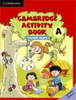Cambridge Activity Book A: Book by Vaishali Gupta