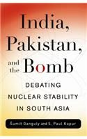 INDIA PAKISTAN AND THE BOMB:Book by Author-Sumit Ganguly