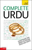 Teach Yourself Complete Urdu: Book by Sim Dalvi