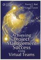 Achieving Project Management Success Using Virtual Teams (English) 1st Edition: Book by Parviz F. Rad, Ginger Levin
