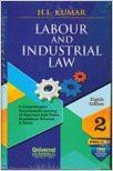 Labour and Industrial Law in 2vols.with CD +ACY- Free Case Law Referencer 2004+AC0-2013 (8th edition 2014): Book by H L Kumar