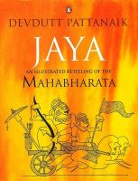 Jaya: An Illustrated Retelling of the Mahabharata:Book by Author-Devdutt Pattanaik