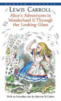 Alice's Adv.in Wond &Looking G: Book by Lewis Carroll