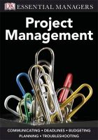 Project Management: Book by Peter Hobbs
