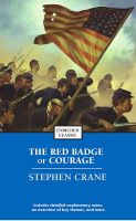 Red Badge Of Courage:Book by Author-Stephen Crane