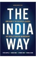 The India Way:Book by Author-Peter Cappelli , Harbir Singh , Jitendra Singh , Michael Useem