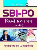 State Bank PO - Previous Papers (Solved): Book by RPH Editorial Board