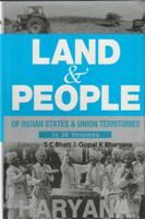 Land And People of Indian States & Union Territories (Haryana), Vol-9Th: Book by Ed. S. C.Bhatt & Gopal K Bhargava
