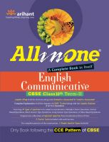 All in One English Communicative