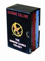 The Hunger Games Trilogy: Book by Suzanne Collins