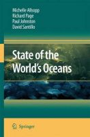 State of the World's Oceans: Book by Michelle Allsopp