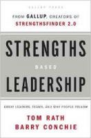 Strengths-based Leadership: A Landmark Study of Great Leaders, Teams, and the Reasons Why We Follow:Book by Author-Tom Rath,Barry Conchie