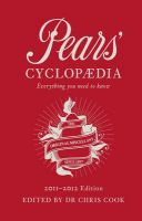 Pears' Cyclopaedia 2011-2012:Book by Author-Chris Cook