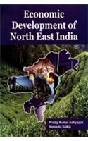 Economic Development of North East India: Book by Prodip K. Adhyapok