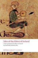 Tales of the Elders of Ireland: Book by Ann Dooley , Harry Roe