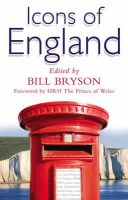 Icons of England: Book by Bill Bryson