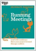 Running Meetings (20-Minute Manager Series): Book by Harvard Business Review