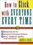 How to Click With Everyone Every Time (English) 1st Edition