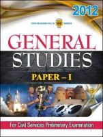 General Studies Paper 1 2012: Book by Tata McGraw Hill