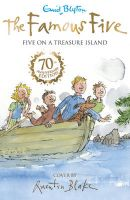 Five on a Treasure Island:Book by Author-Enid Blyton
