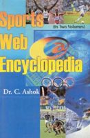 Sports Web Encyclopaedia (2 Vols.): Book by C. Ashok