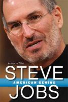 Steve Jobs: American Genius:Book by Author-Amanda Ziller
