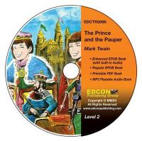 The Prince and the Pauper: High-Interest Chapter Book and Audio Files (Digital Files on CD-ROM): Book by Mark Twain